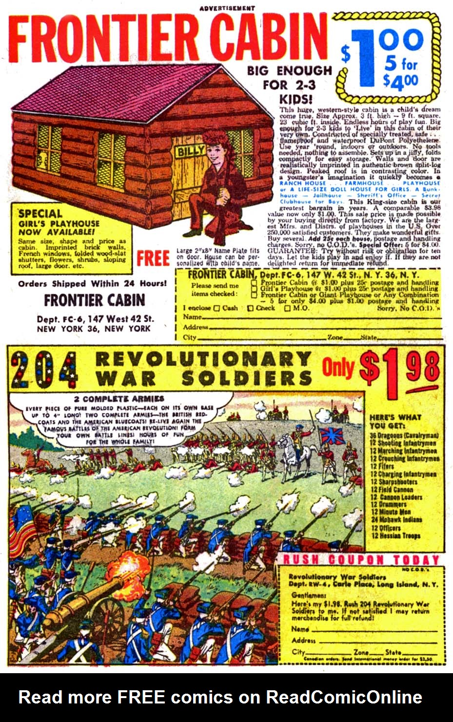 Our Army at War (1952) issue 98 - Page 33