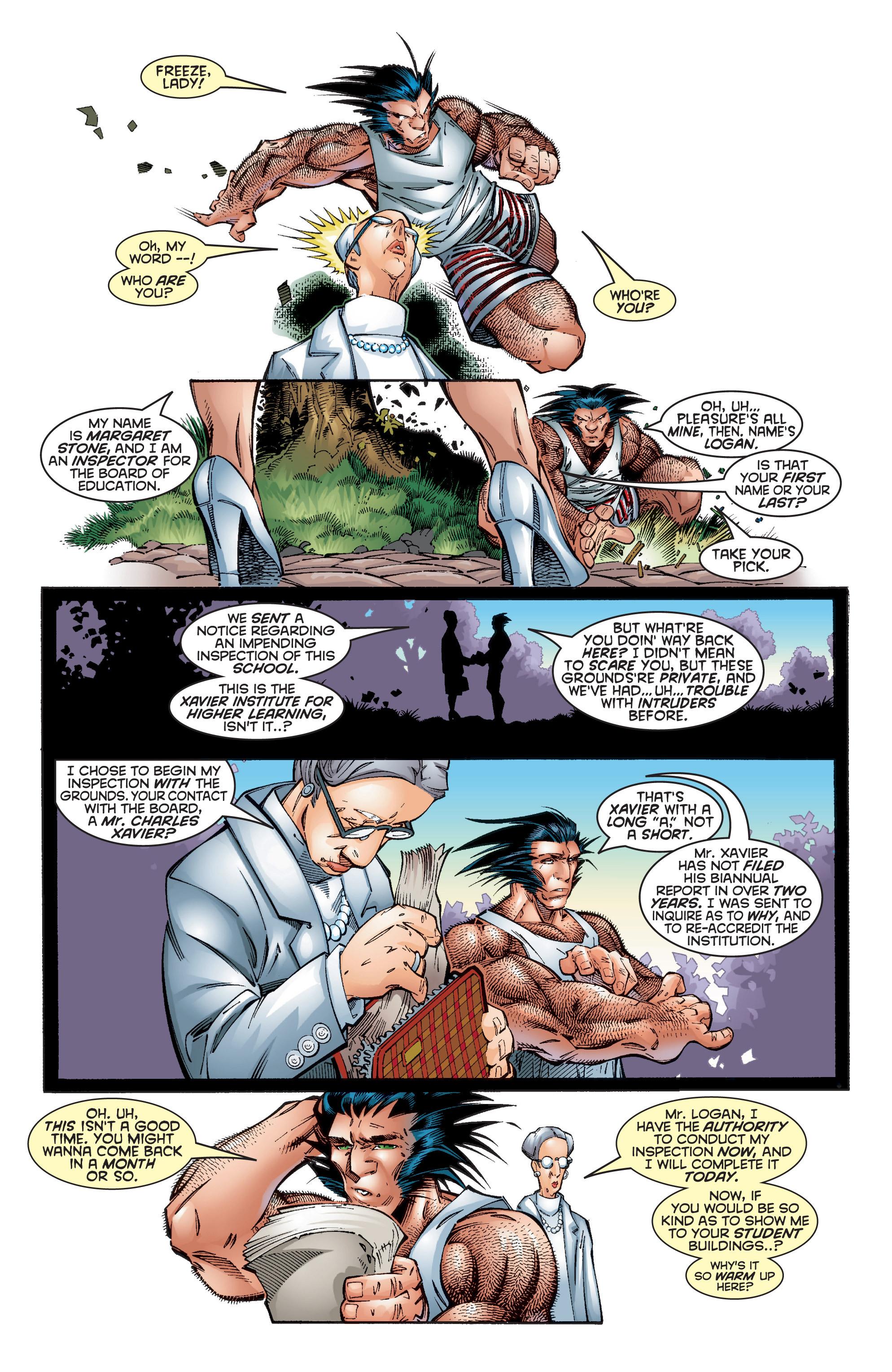 Read online Uncanny X-Men (1963) comic -  Issue #353 - 13