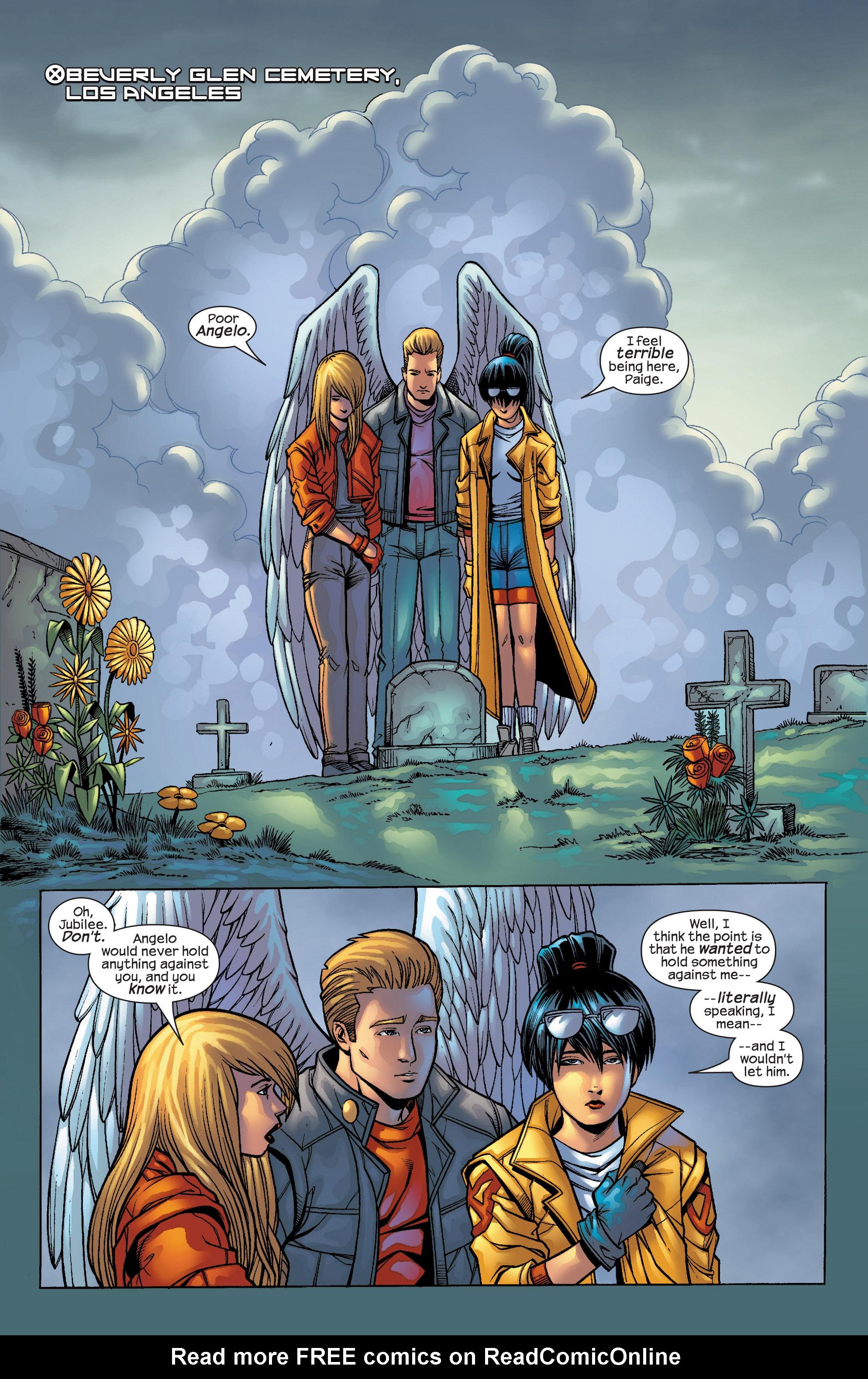 Read online Uncanny X-Men (1963) comic -  Issue #427 - 3