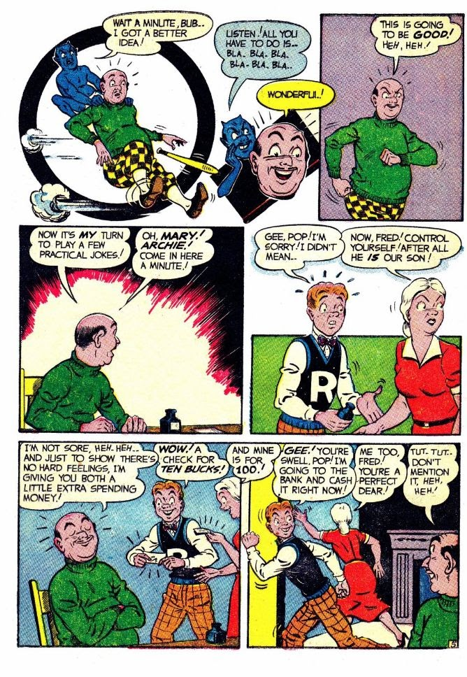 Archie Comics issue 026 - Page 21