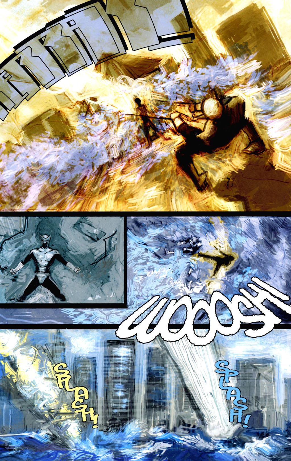 Read online ShadowHawk (2005) comic -  Issue #8 - 20