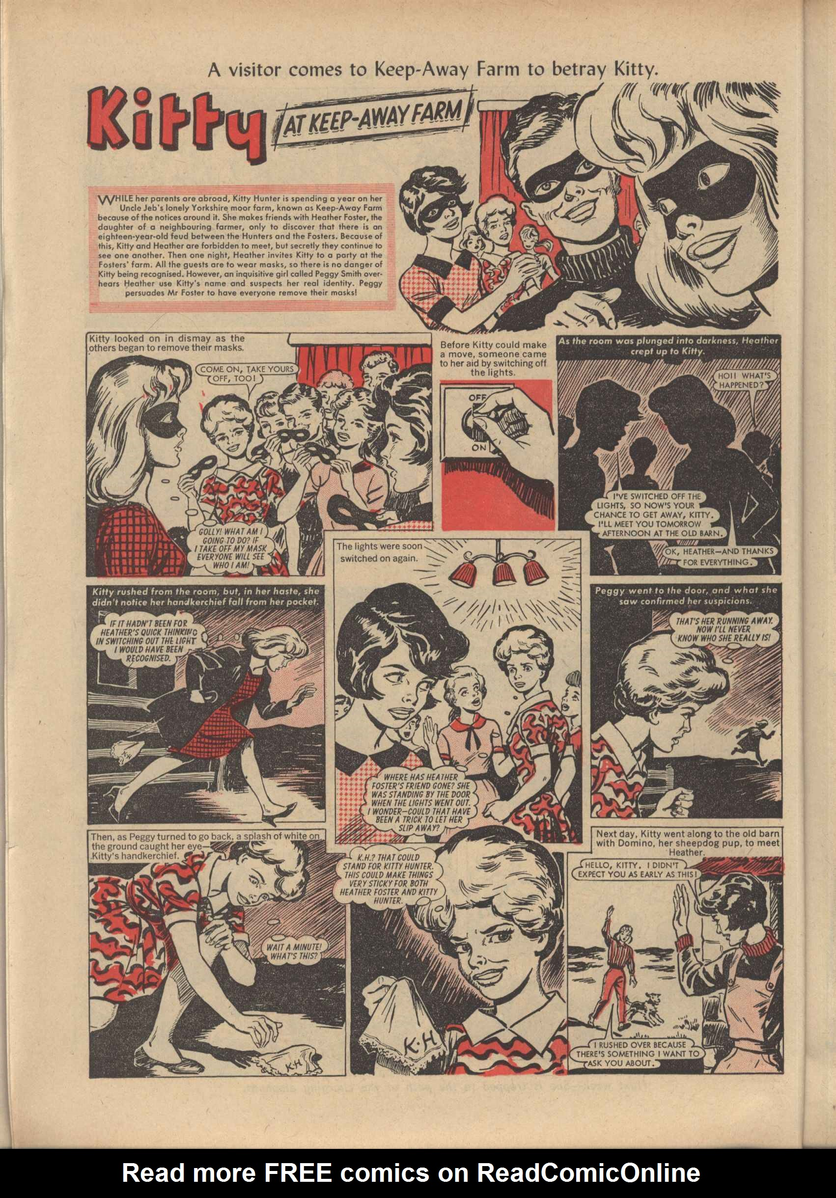 Read online Judy comic -  Issue #190 - 16