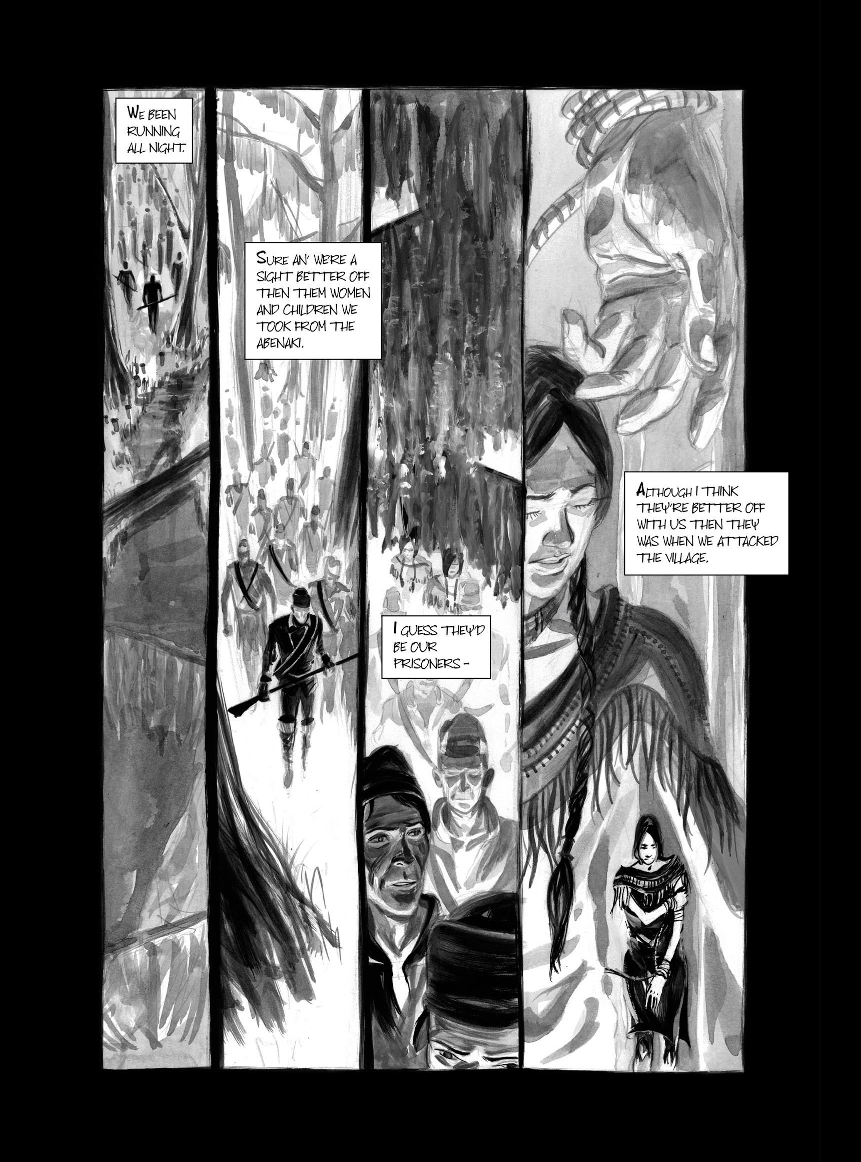 Read online FUBAR comic -  Issue #3 - 42