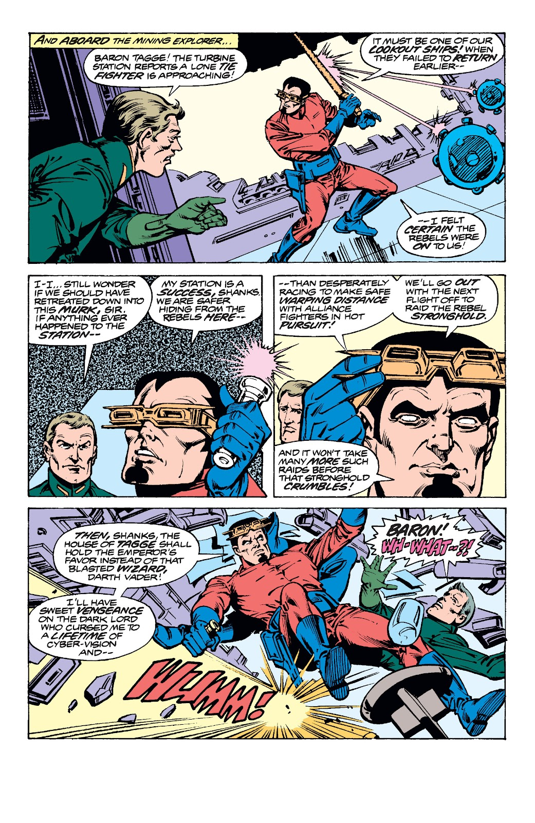 Read online Star Wars Legends: The Original Marvel Years - Epic Collection comic -  Issue # TPB 2 (Part 1) - 55