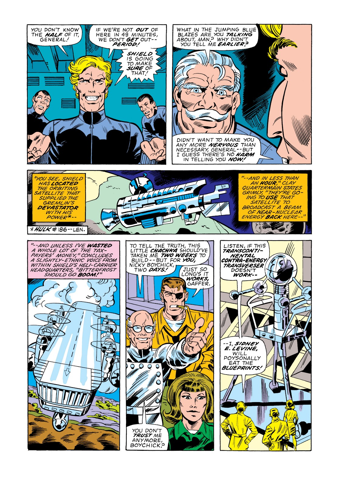 Read online Marvel Masterworks: The Incredible Hulk comic -  Issue # TPB 11 (Part 1) - 88