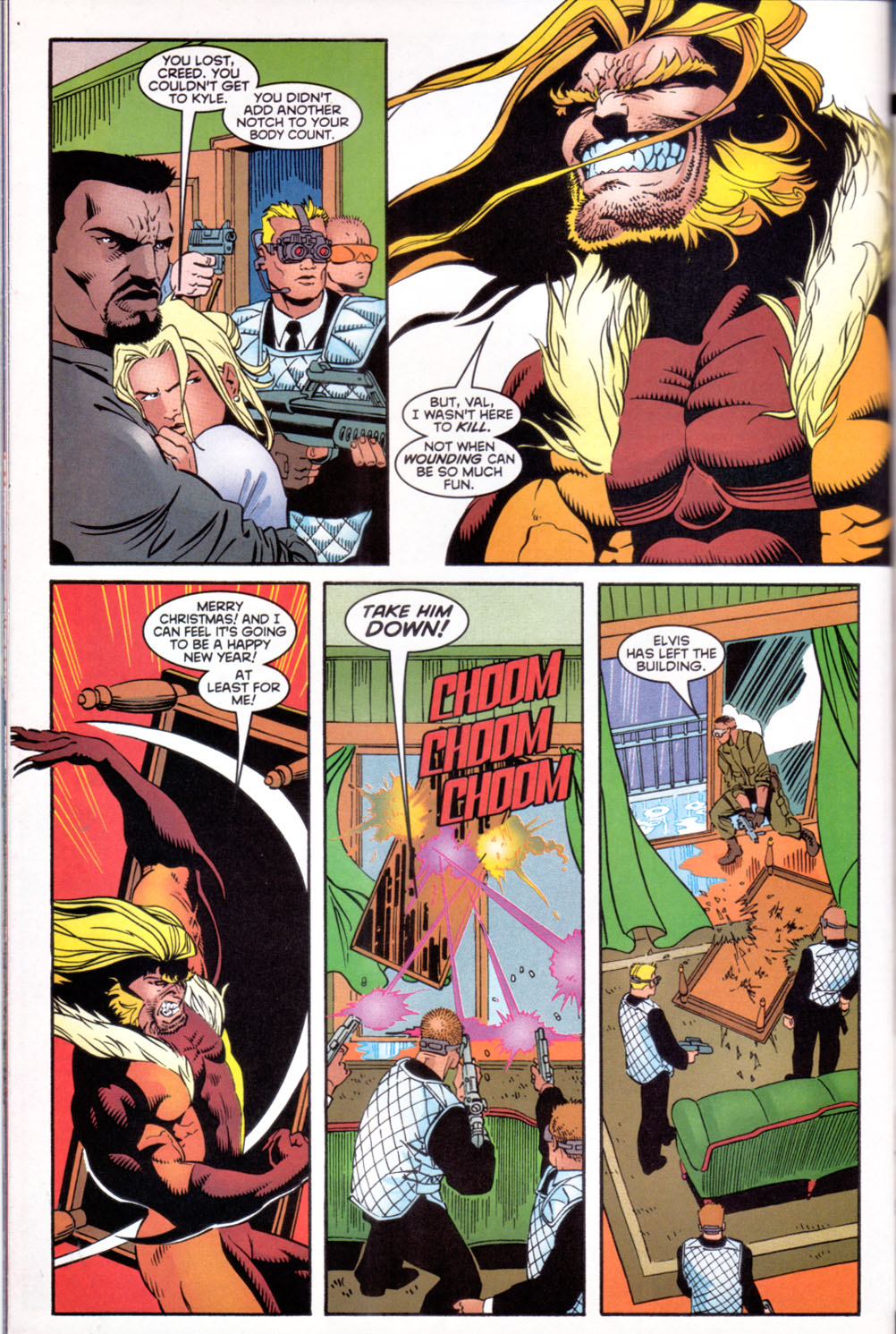 Read online X-Factor (1986) comic -  Issue #142 - 21