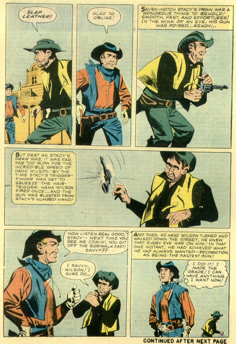 Read online Two-Gun Kid comic -  Issue #123 - 29