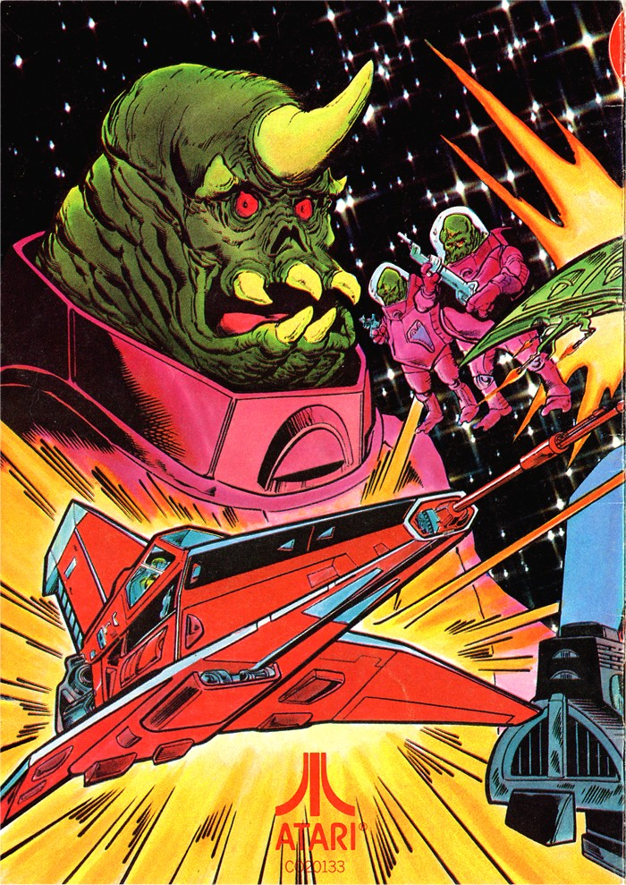 Read online Atari Force (1982) comic -  Issue #4 - 20