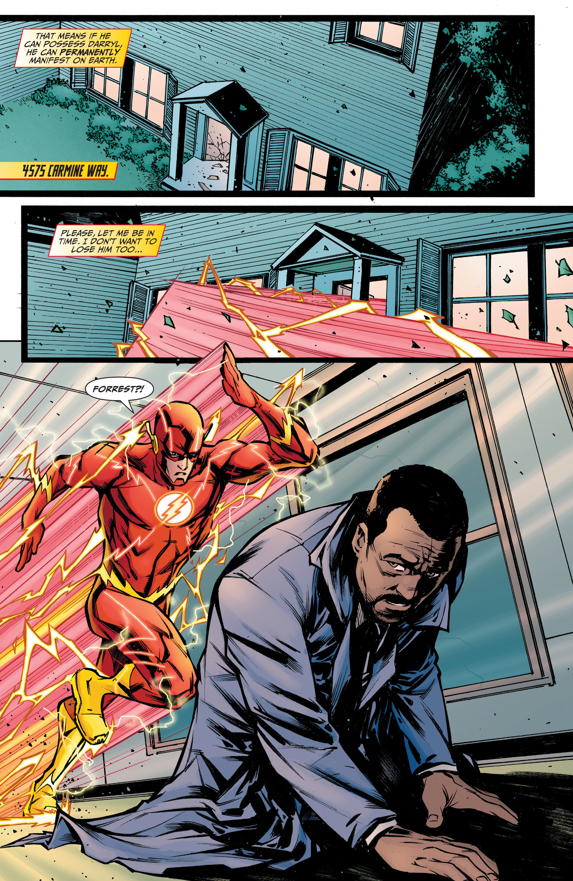 Read online The Flash (2011) comic -  Issue # _TPB 5 - 109