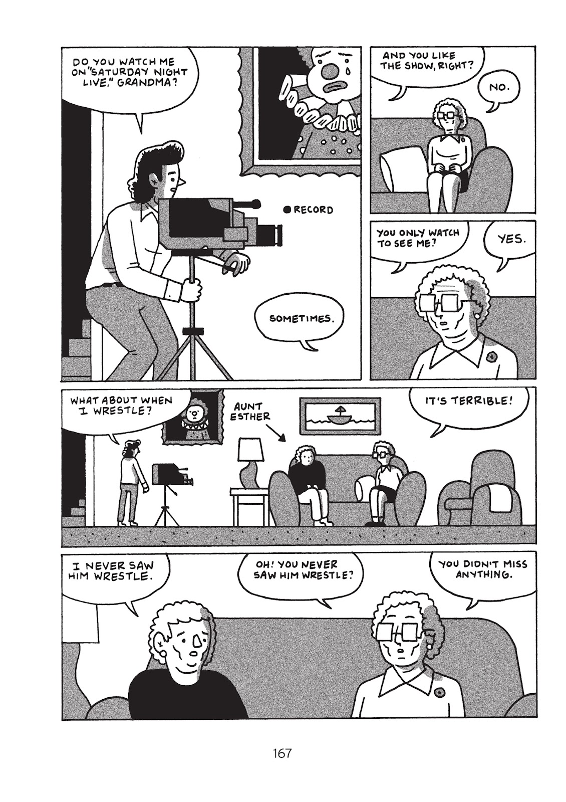 Read online Is This Guy For Real?: The Unbelievable Andy Kaufman comic -  Issue # TPB (Part 2) - 72