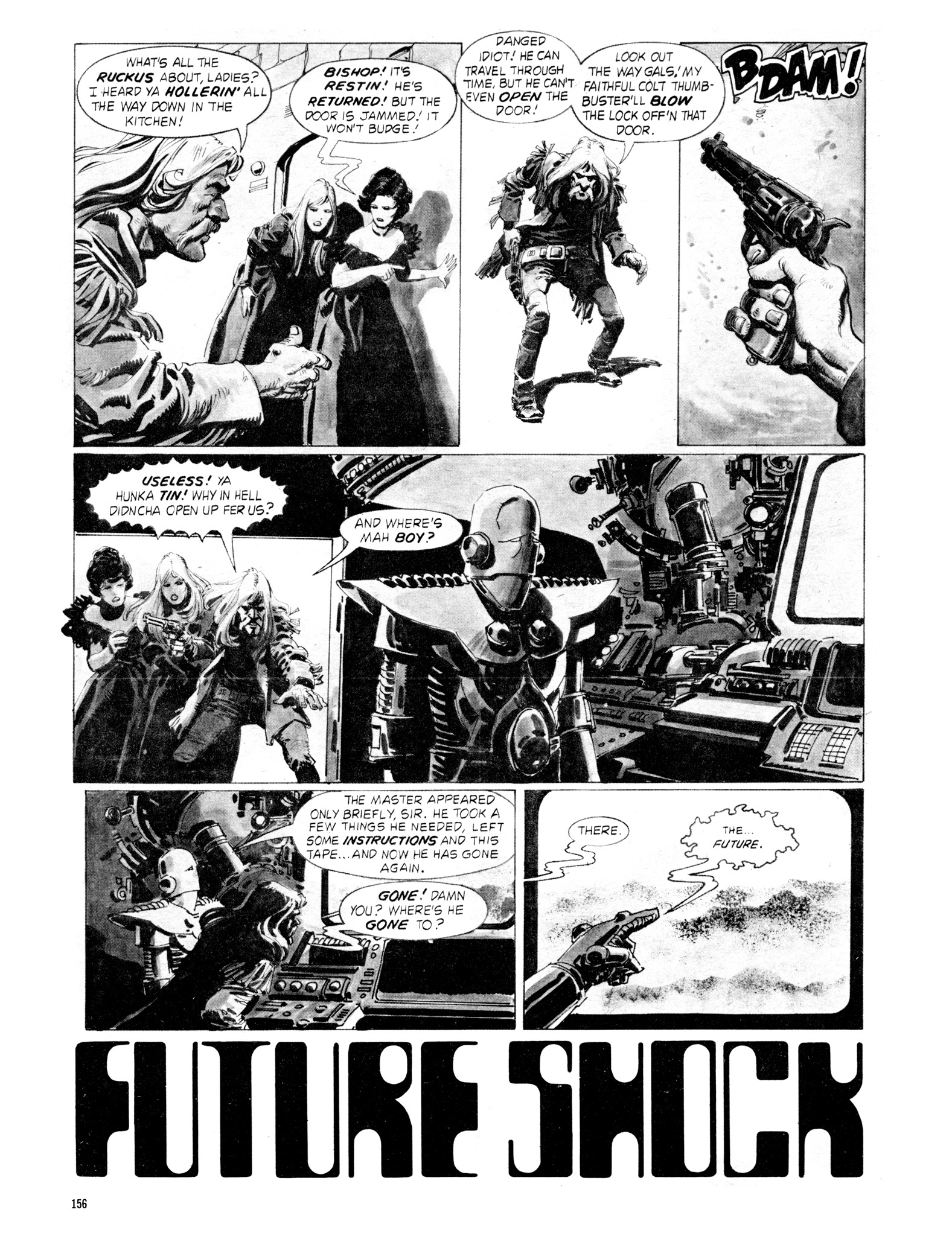 Read online Eerie Archives comic -  Issue # TPB 18 - 153