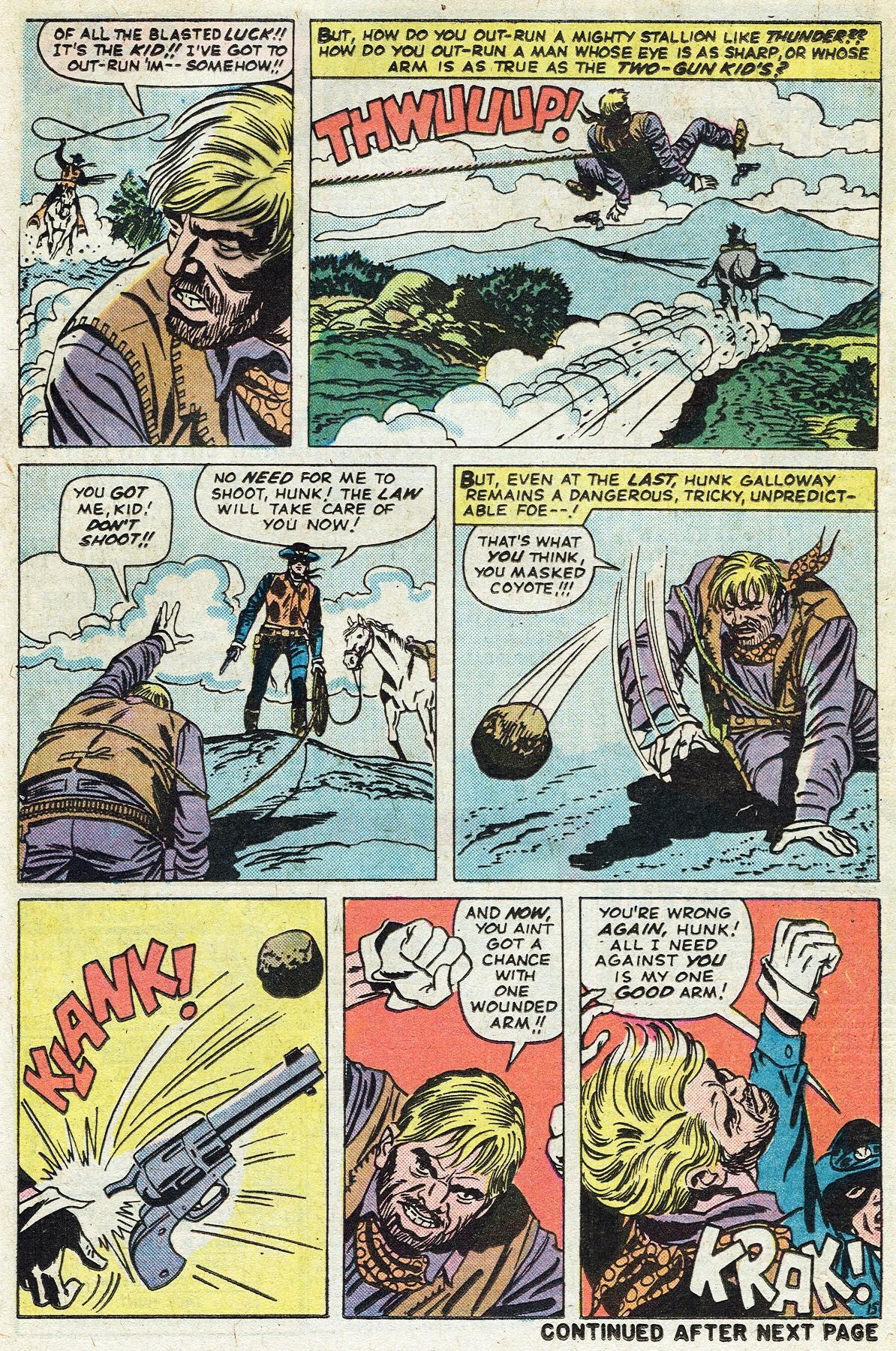 Read online Two-Gun Kid comic -  Issue #122 - 25