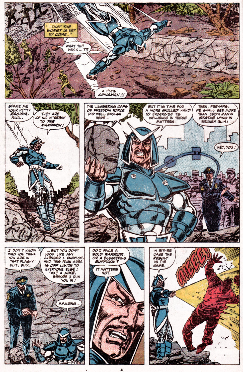 The Avengers (1963) 313 Page 4