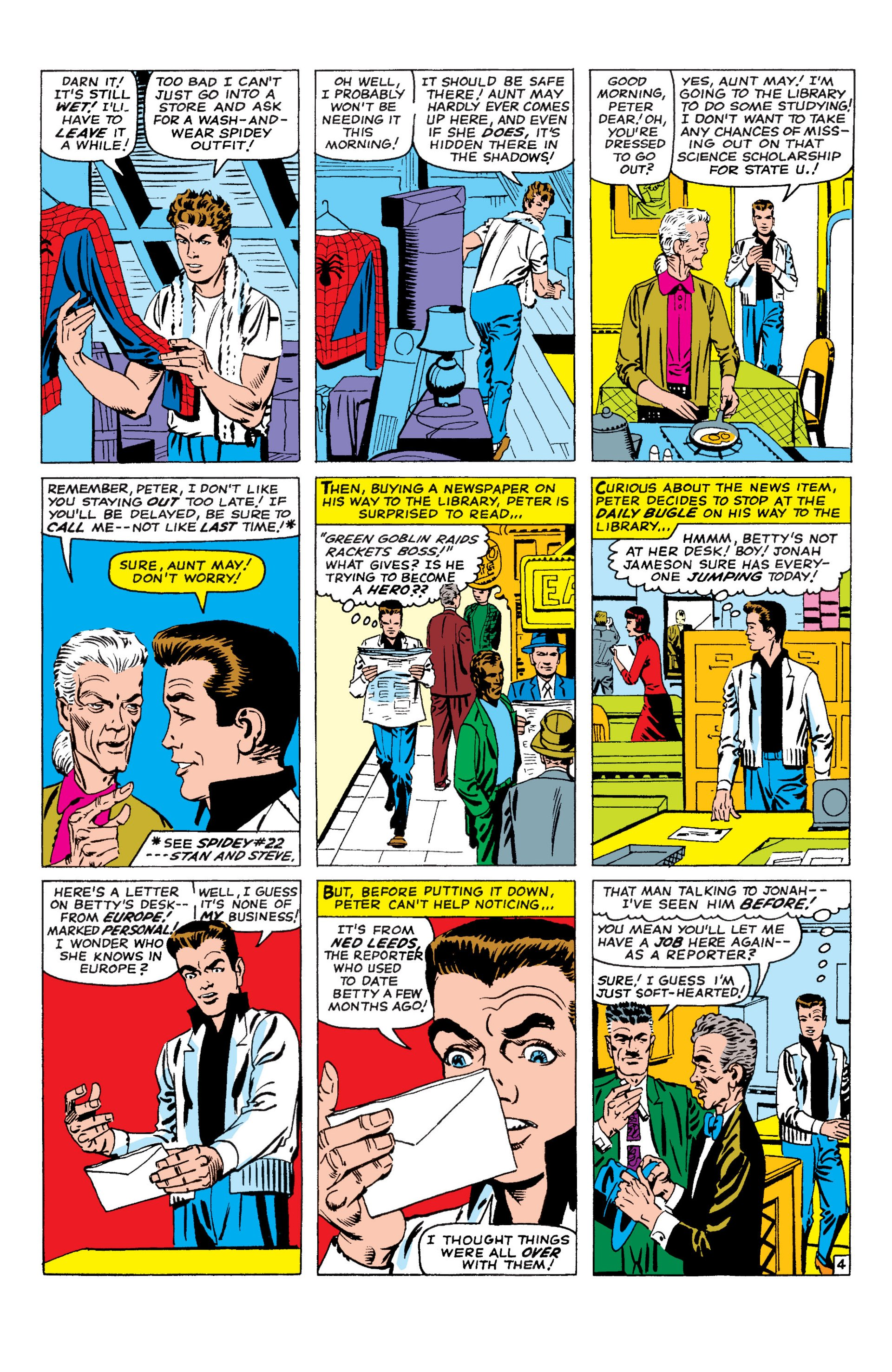 The Amazing Spider-Man (1963) 23 Page 4