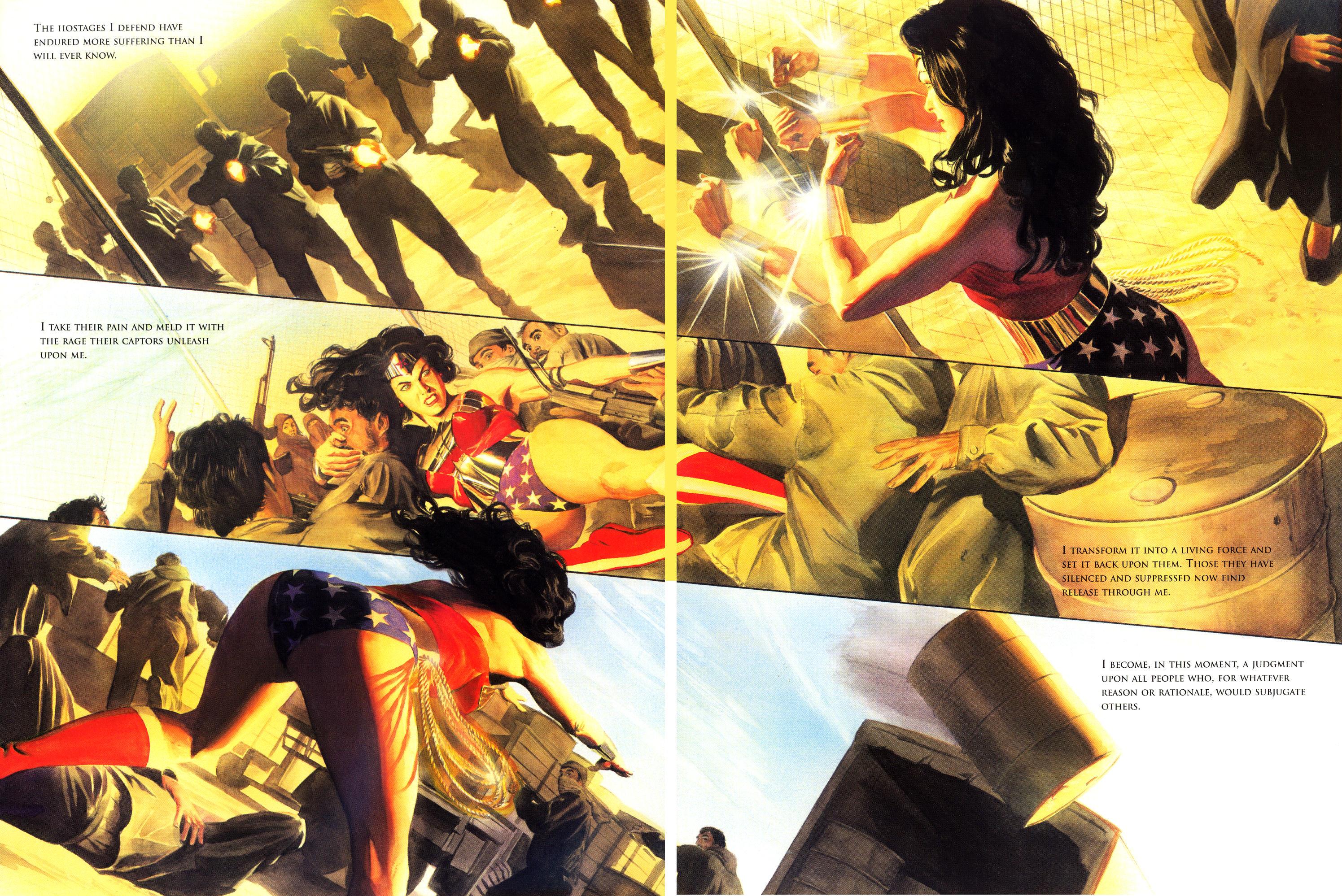 Read online Wonder Woman: Spirit of Truth comic -  Issue # Full - 63