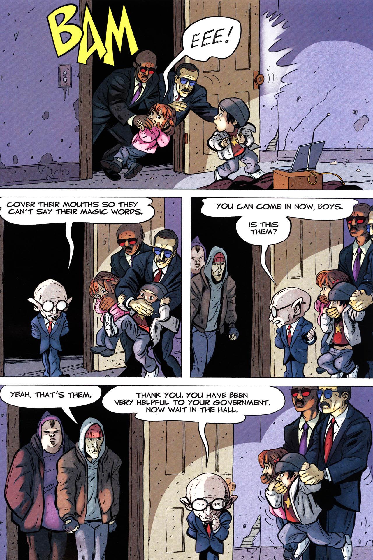 Read online Shazam!: The Monster Society of Evil comic -  Issue #3 - 13