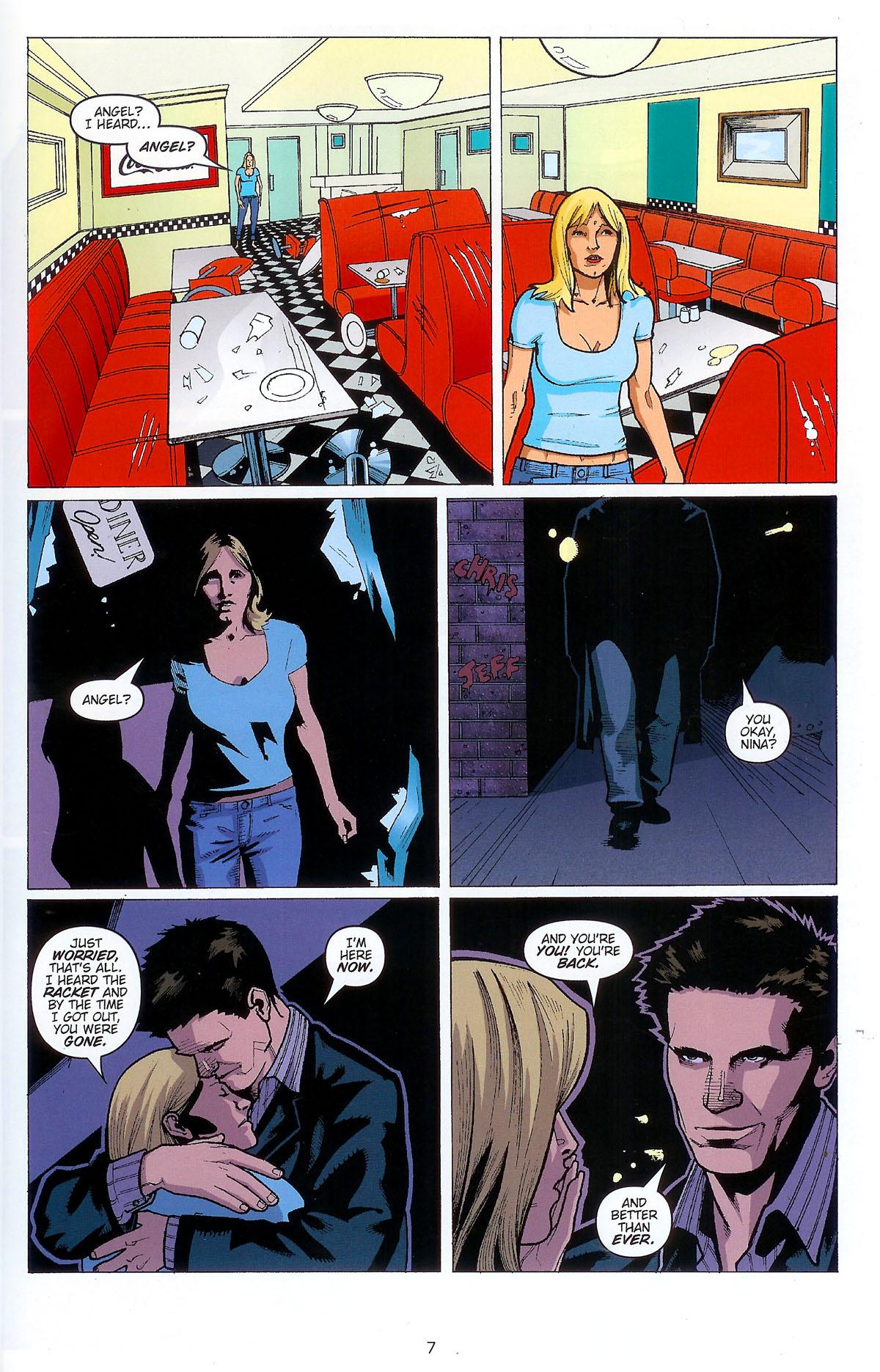 Read online Angel: Masks comic -  Issue # Full - 9