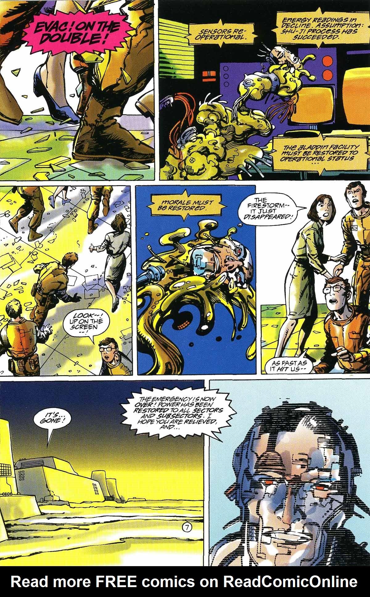 Read online Rune (1994) comic -  Issue #5 - 8