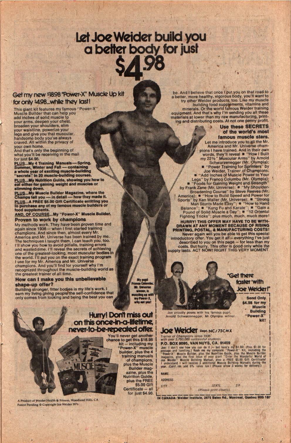 Read online Shazam! (1973) comic -  Issue #29 - 17