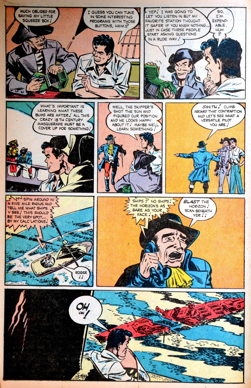 Read online Famous Funnies comic -  Issue #195 - 22