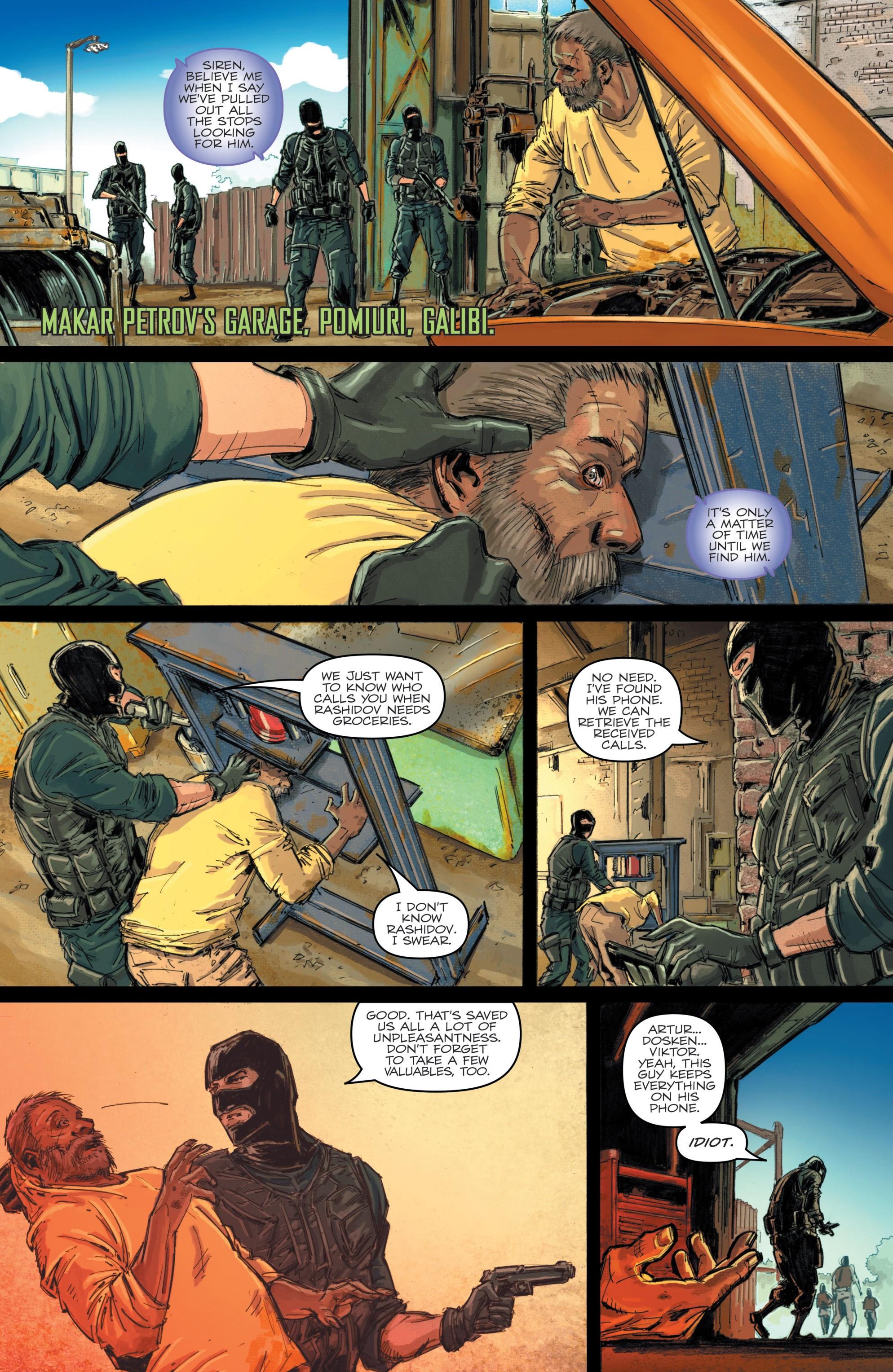 G.I. Joe (2014) #_TPB_2 #10 - English 21
