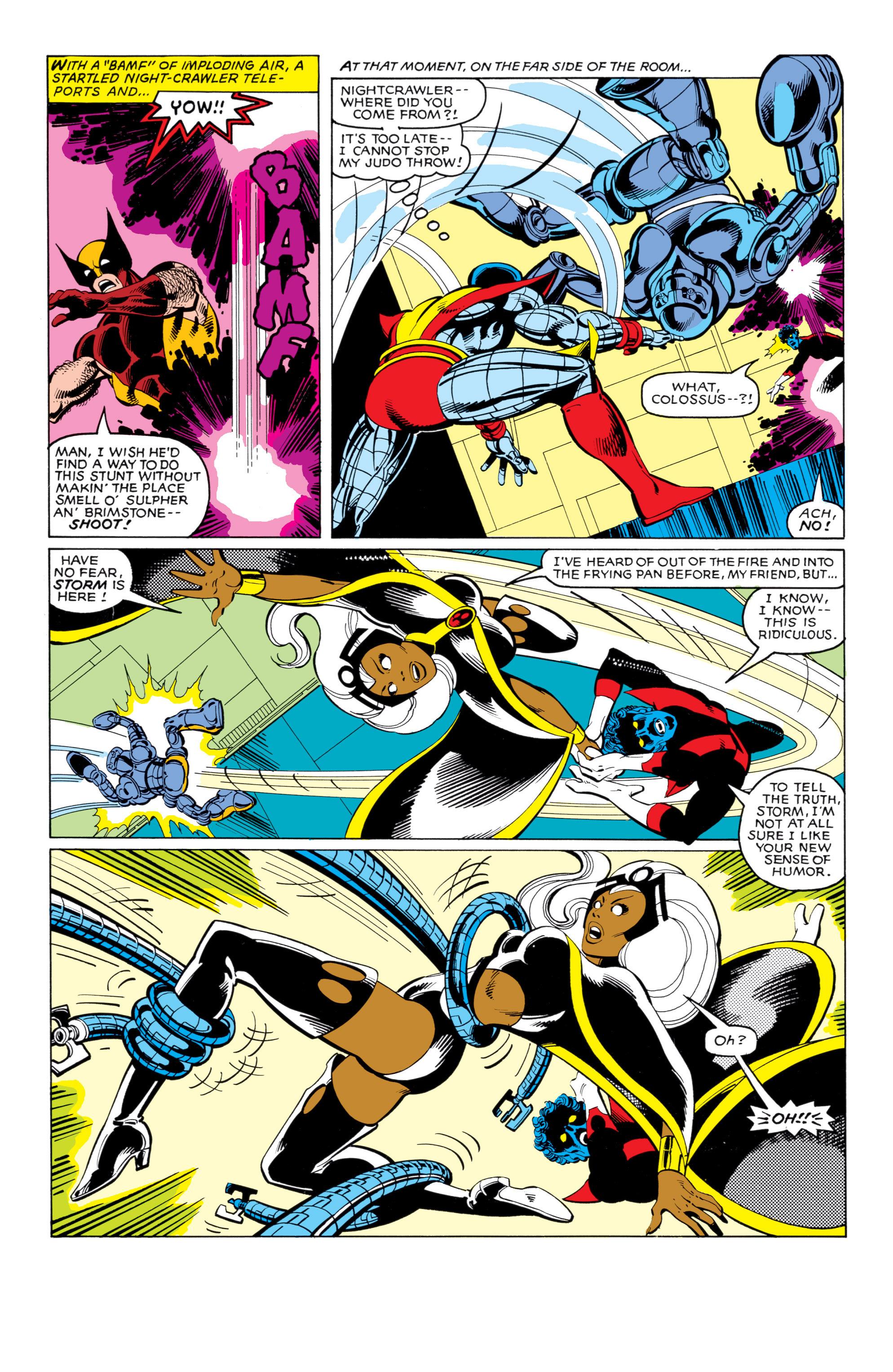 Uncanny X-Men (1963) 139 Page 4
