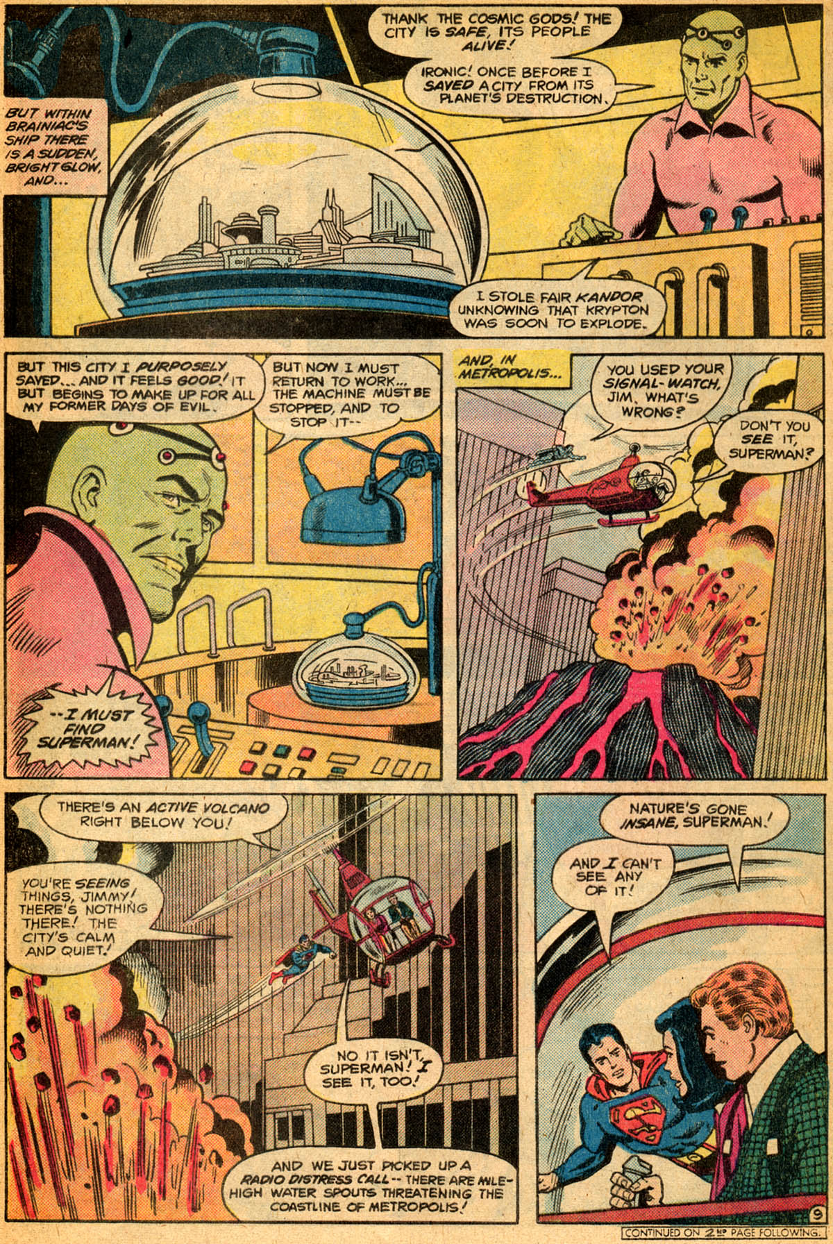 Read online Action Comics (1938) comic -  Issue #529 - 10