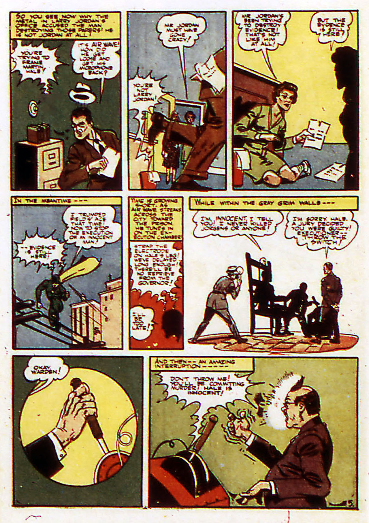 Read online Detective Comics (1937) comic -  Issue #72 - 55