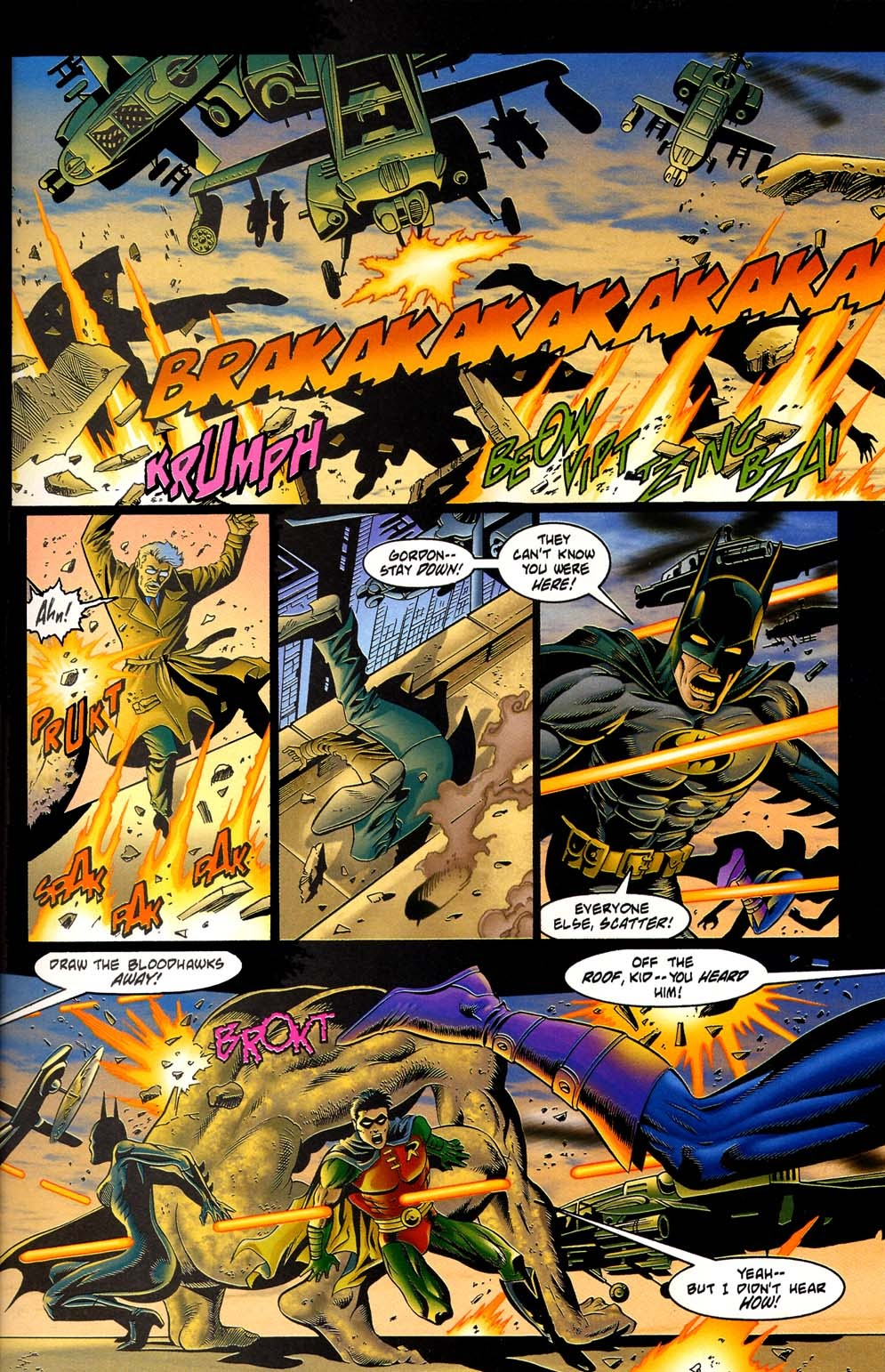 Batman: Outlaws issue 2 - Page 18