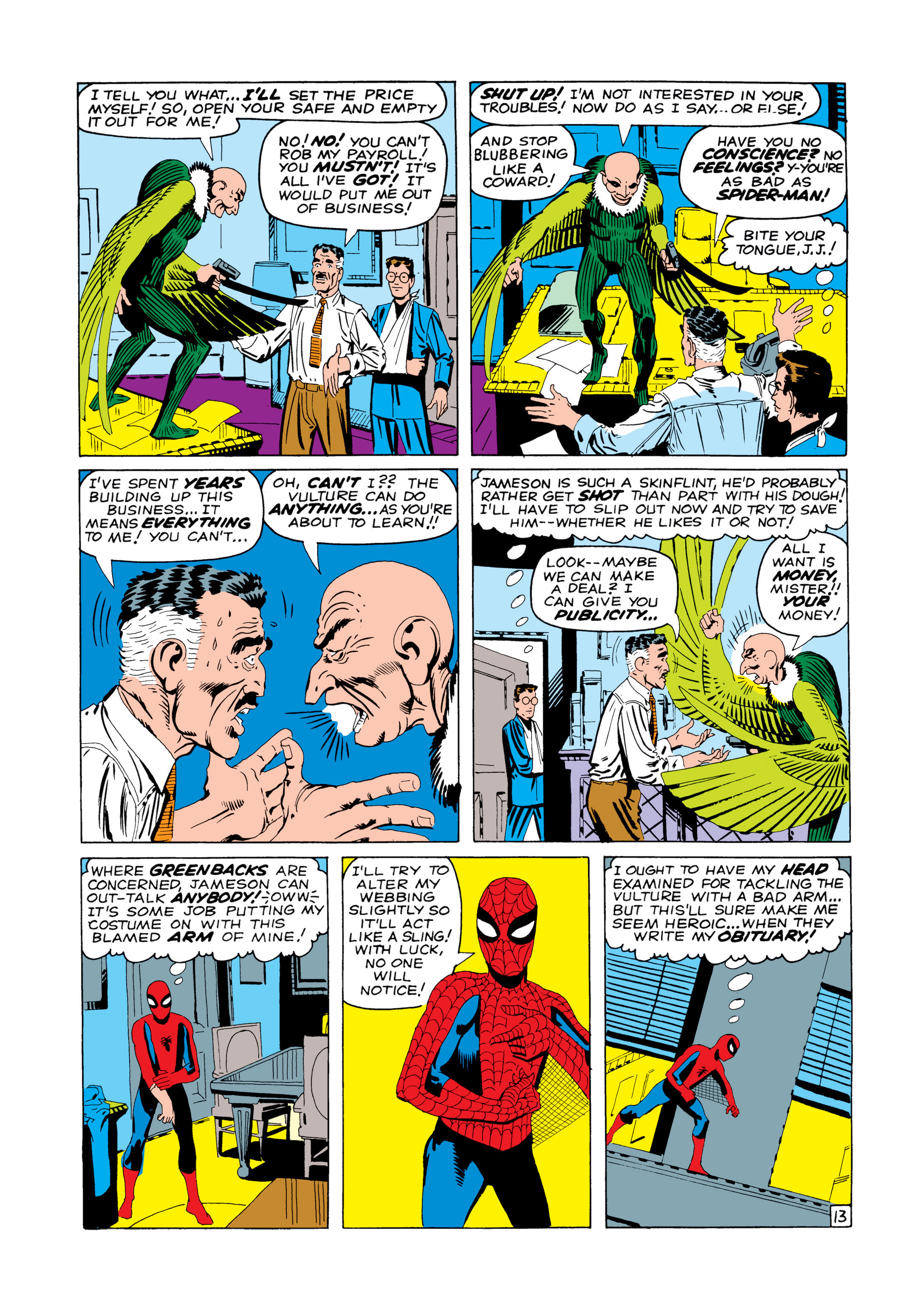 The Amazing Spider-Man (1963) 7 Page 13