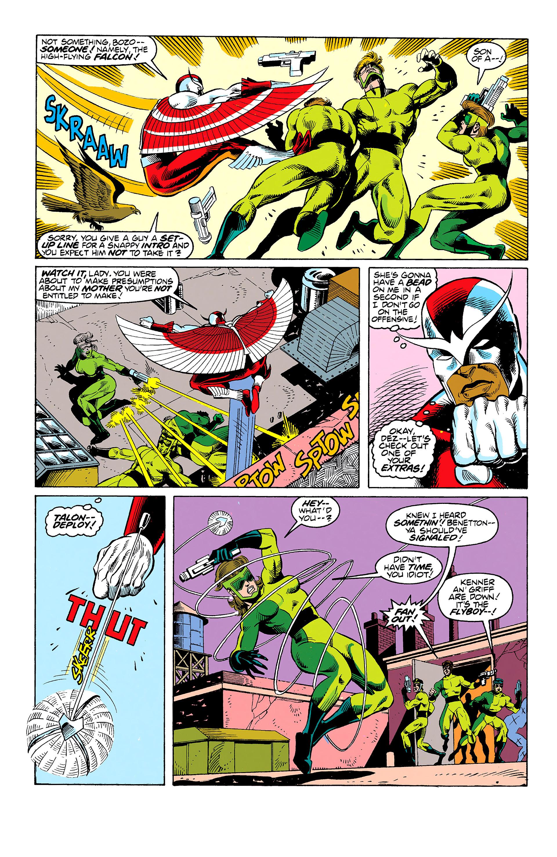 Read online Captain America (1968) comic -  Issue # _Annual 11 - 38