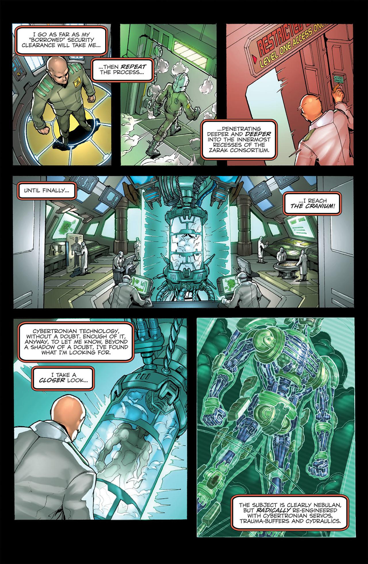 Read online Transformers Spotlight: Ultra Magnus comic -  Issue # Full - 15