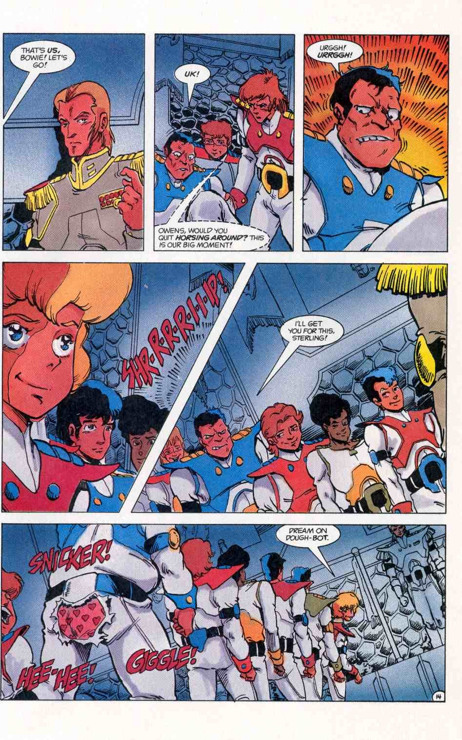 Robotech Special issue Full - Page 15
