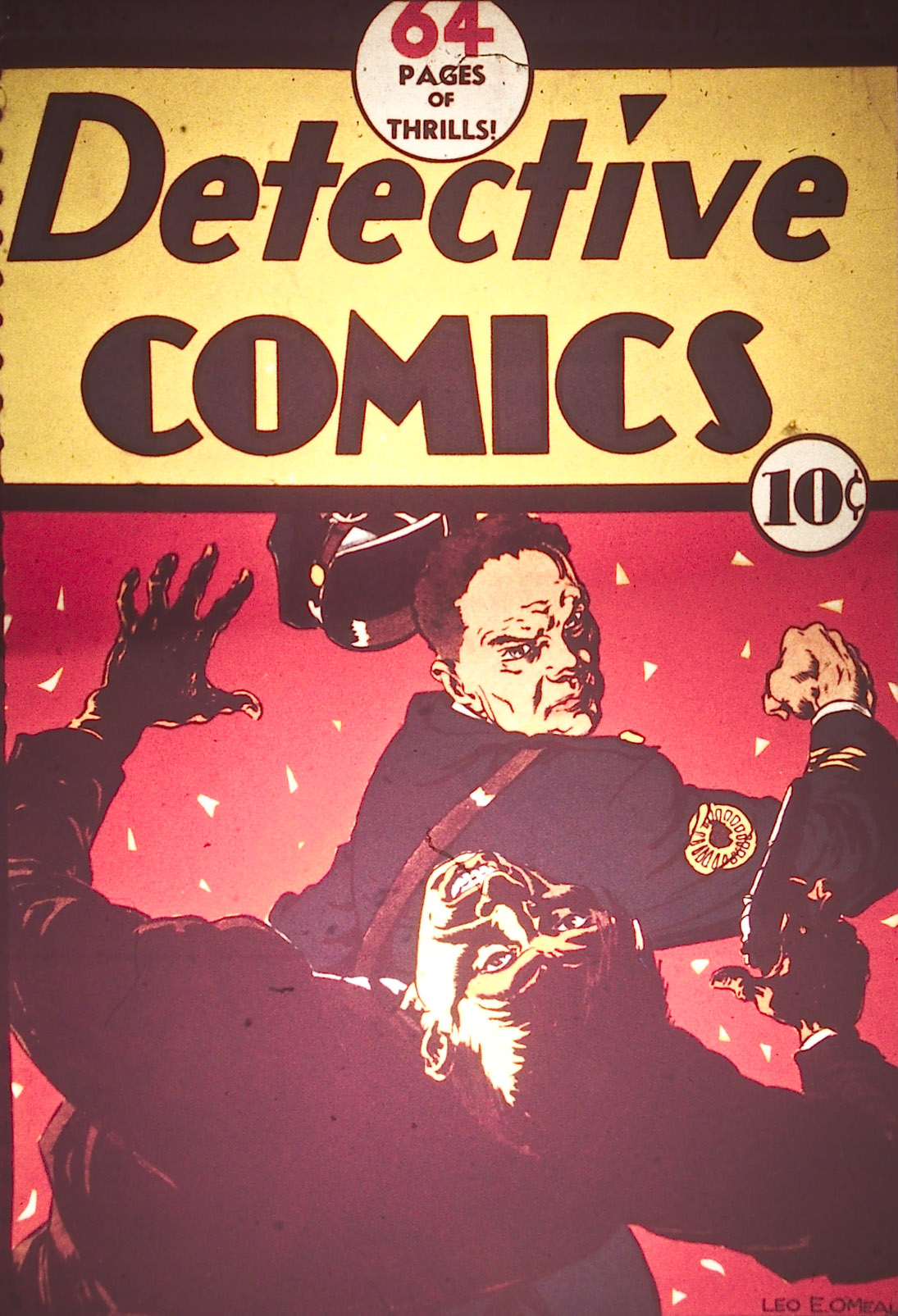 Detective Comics (1937) 20 Page 0