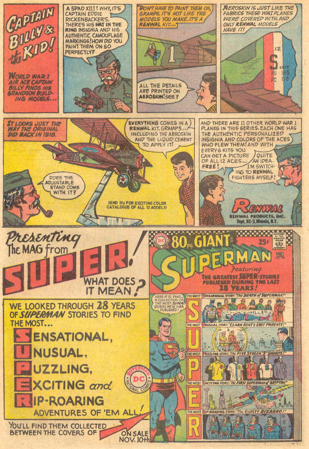 Read online Action Comics (1938) comic -  Issue #345 - 12