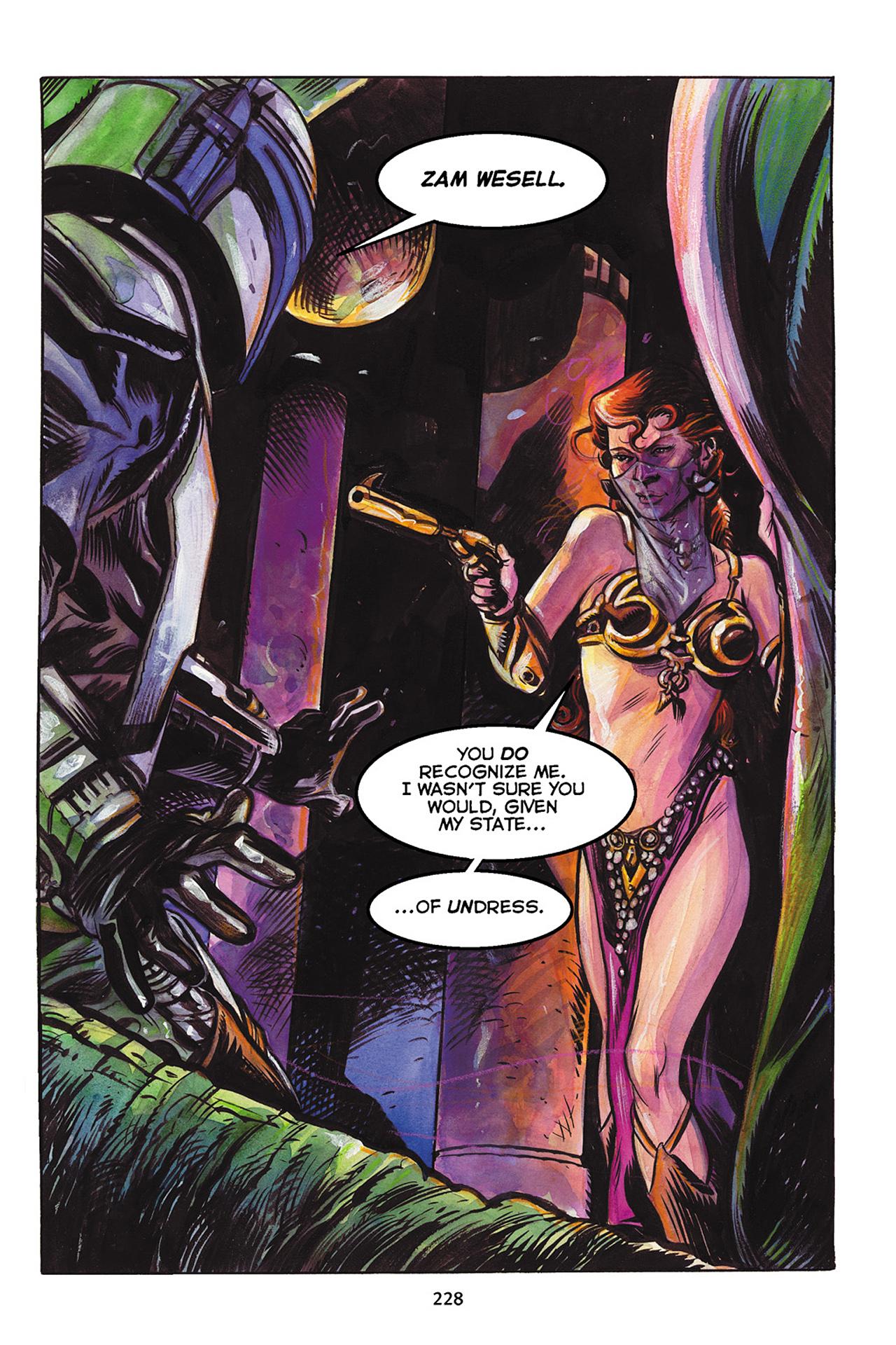 Read online Star Wars Omnibus comic -  Issue # Vol. 10 - 227