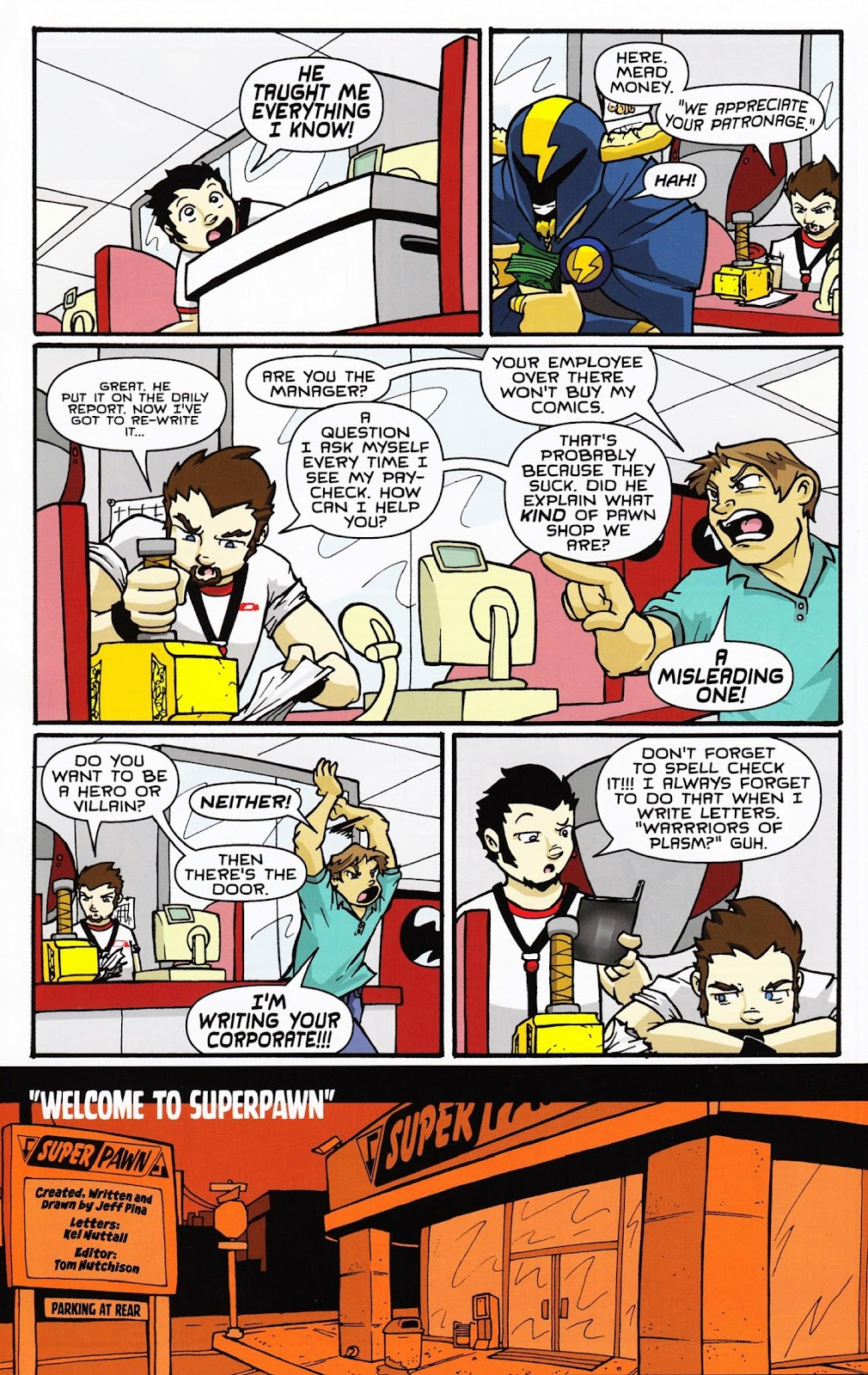 Read online Critter (2012) comic -  Issue #8 - 28