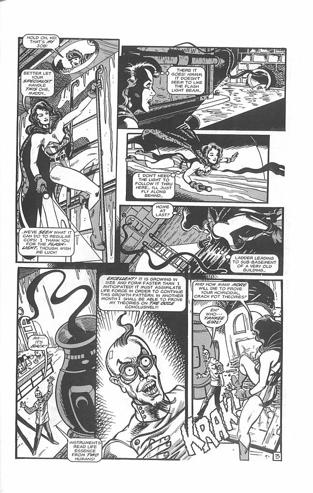 Read online Golden-Age Men of Mystery comic -  Issue #9 - 39