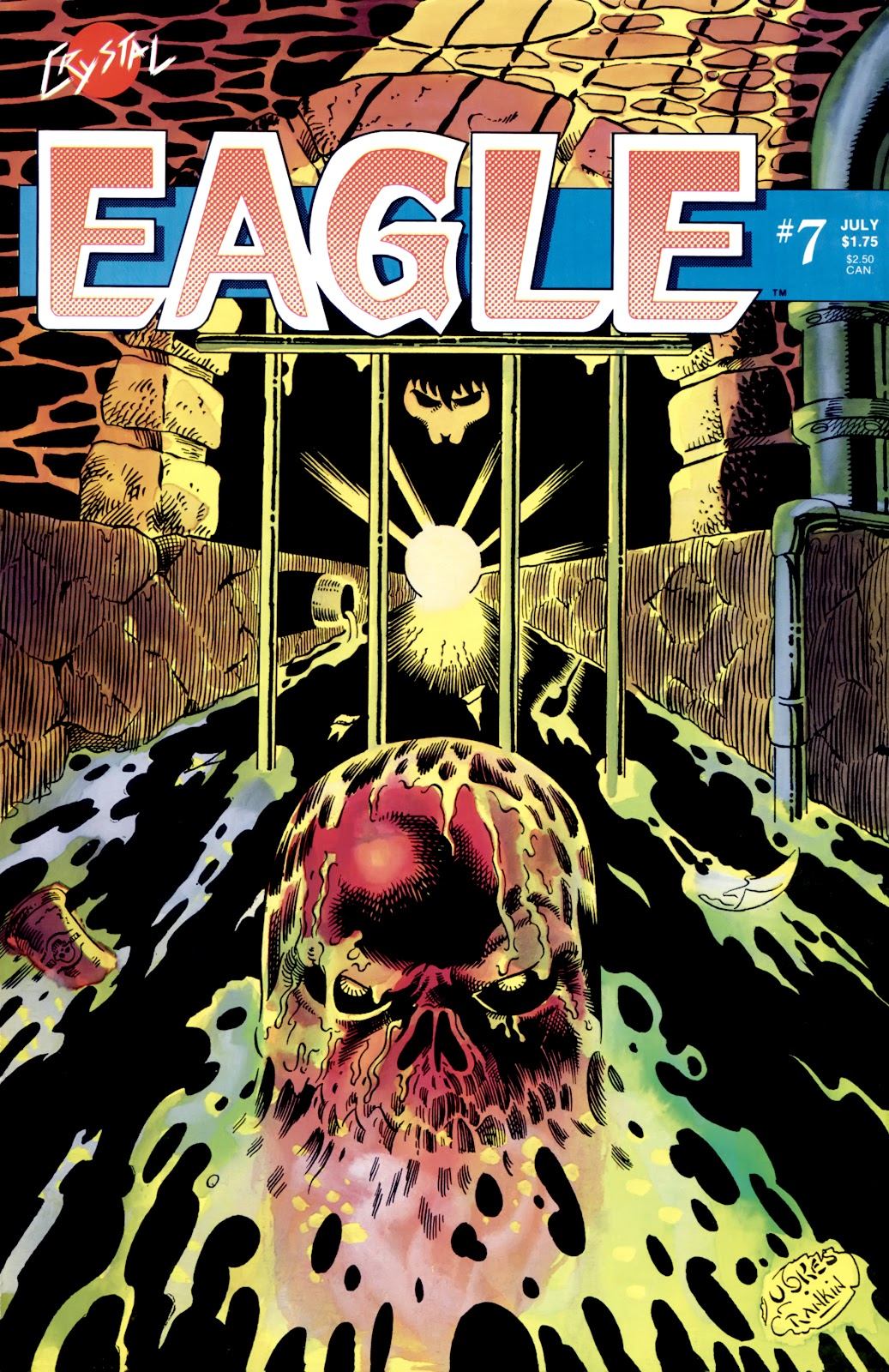 Eagle 7 Page 1