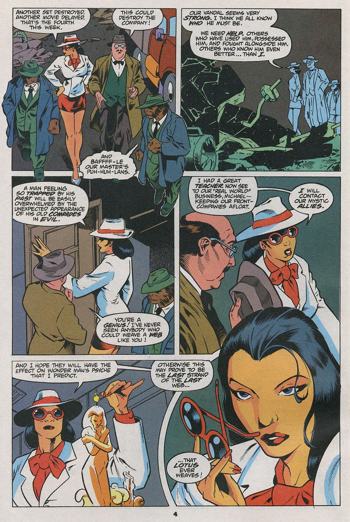 Read online Wonder Man (1991) comic -  Issue #24 - 5