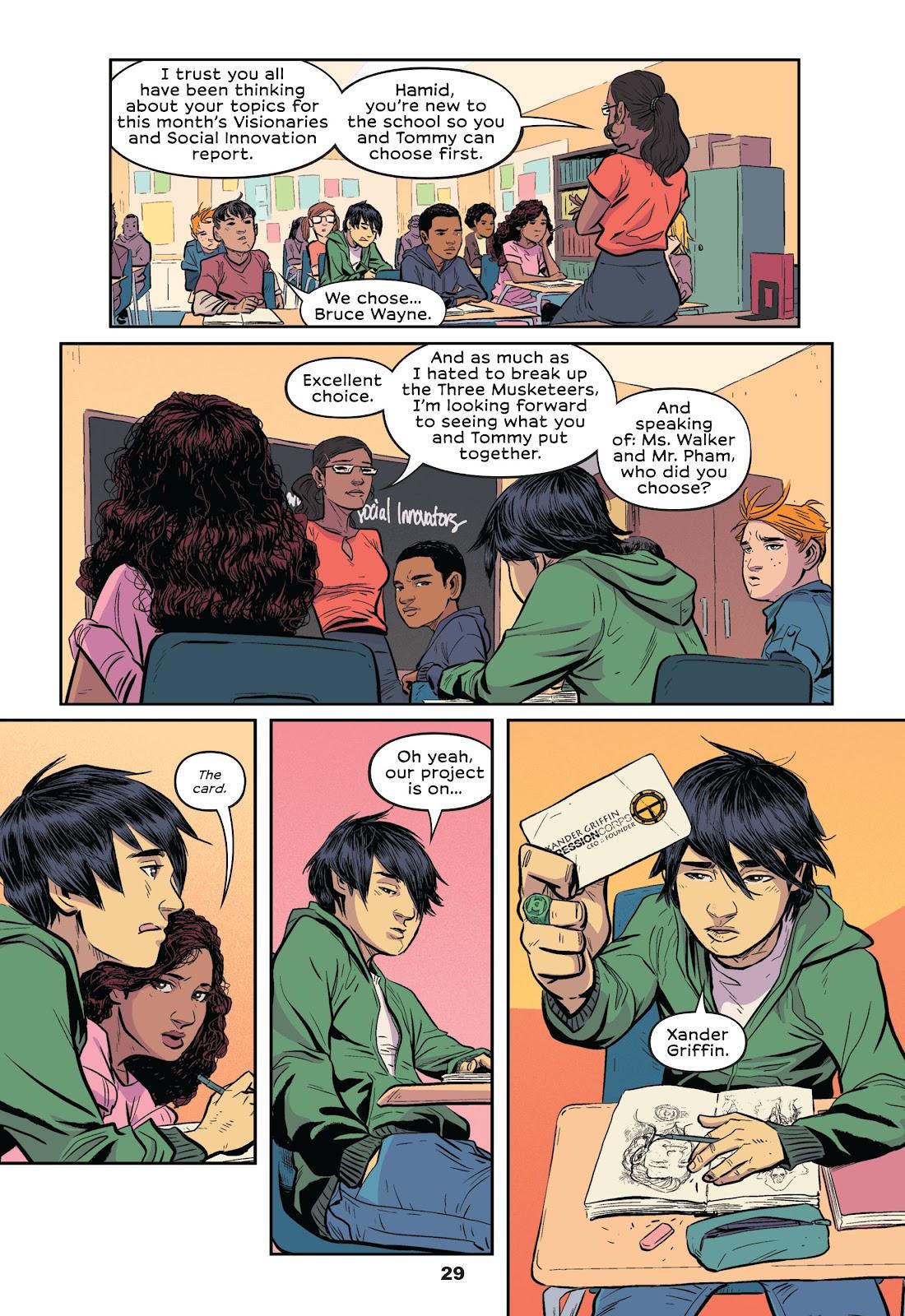 Read online Green Lantern: Legacy comic -  Issue # TPB - 28