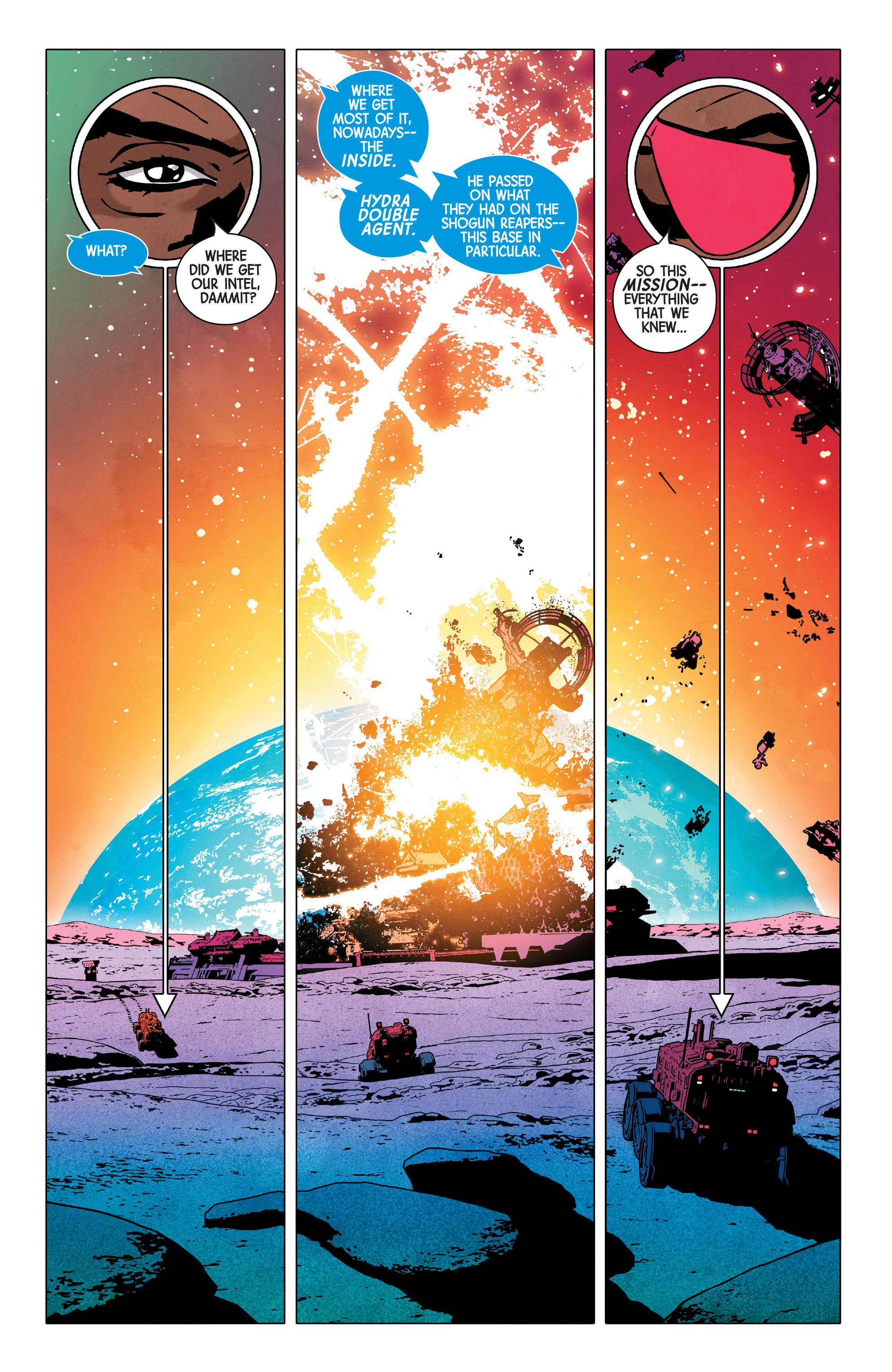 Read online Nick Fury comic -  Issue #2 - 13