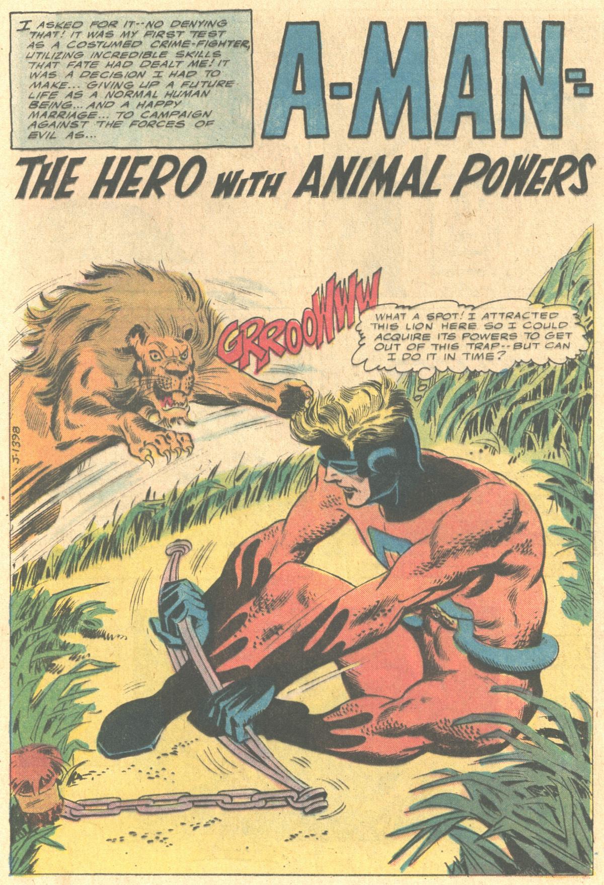 Read online Adventure Comics (1938) comic -  Issue #415 - 17