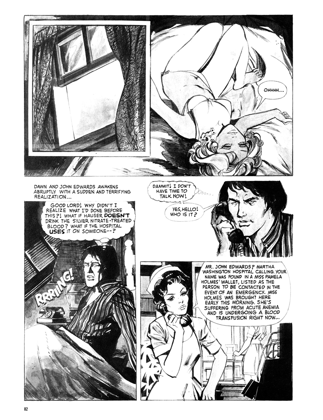 Read online Eerie Archives comic -  Issue # TPB 8 - 83