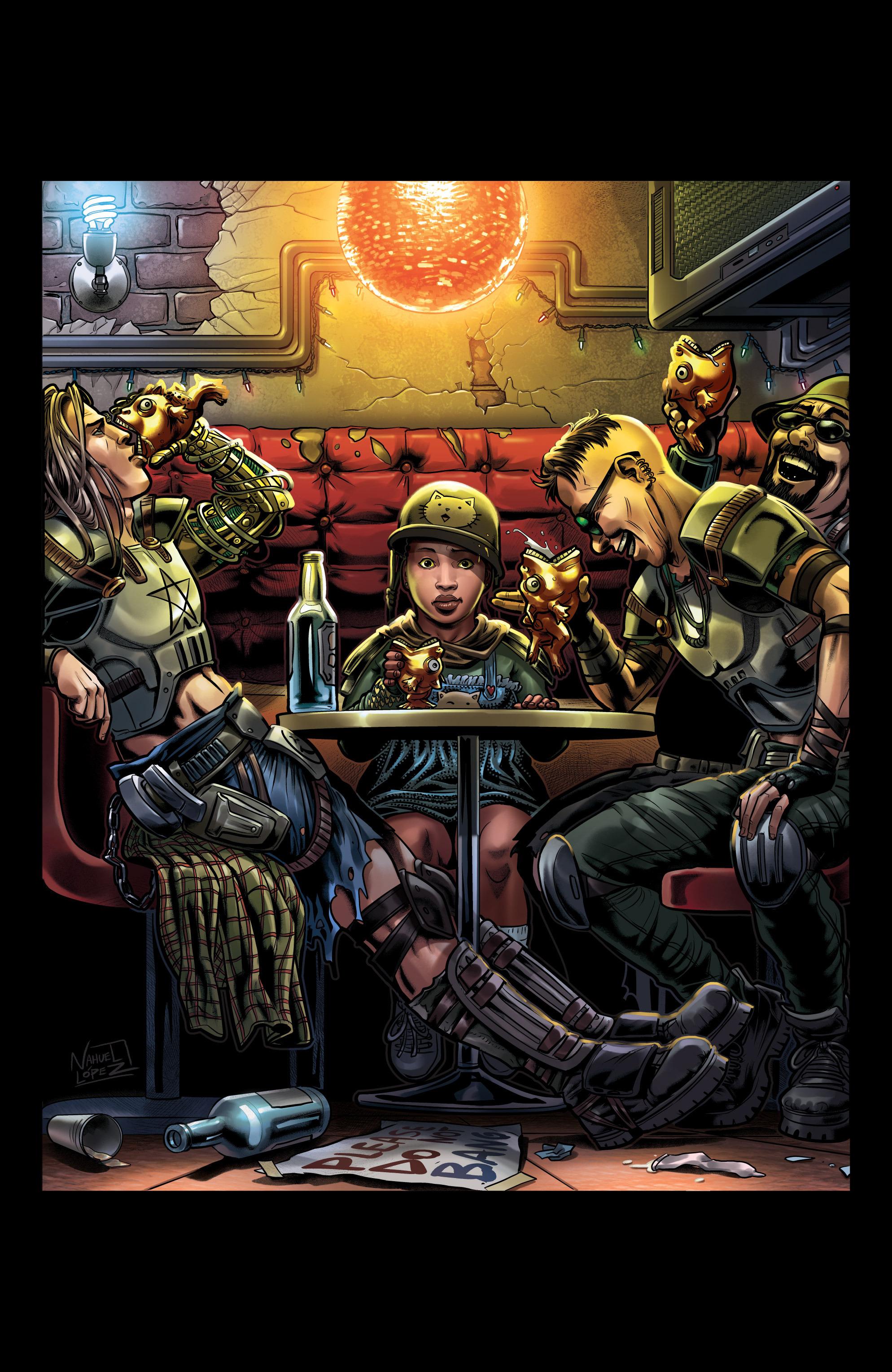 Read online Alan Moore's Cinema Purgatorio comic -  Issue #9 - 51