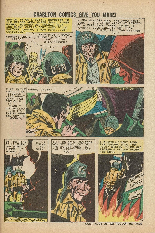 Read online Fightin' Navy comic -  Issue #91 - 21