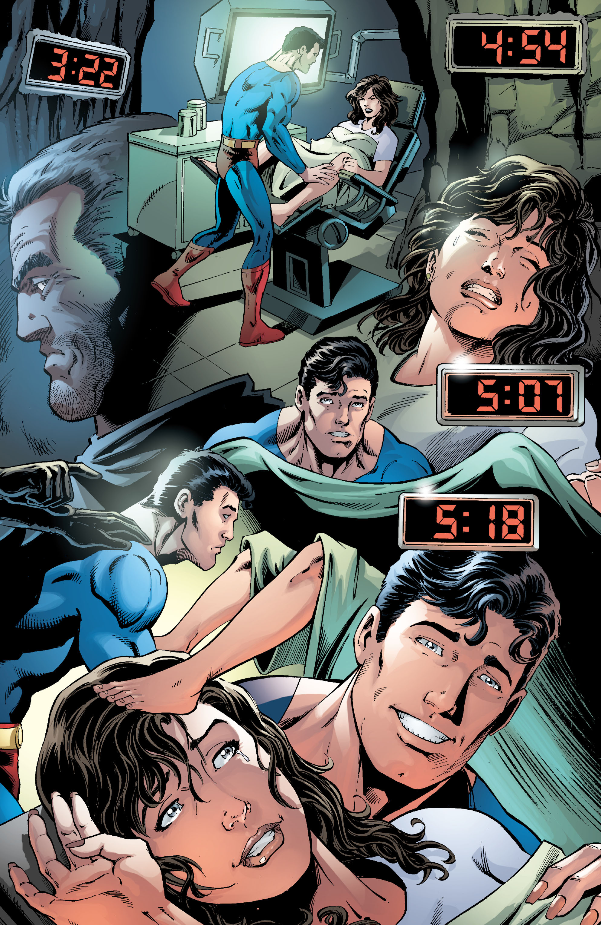 Read online Convergence Superman comic -  Issue #2 - 20