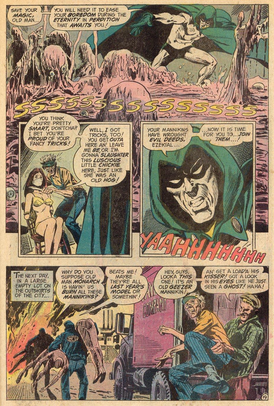 Read online Adventure Comics (1938) comic -  Issue #434 - 23