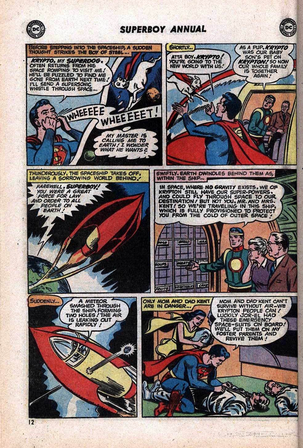 Superboy (1949) issue Annual 1 - Page 14