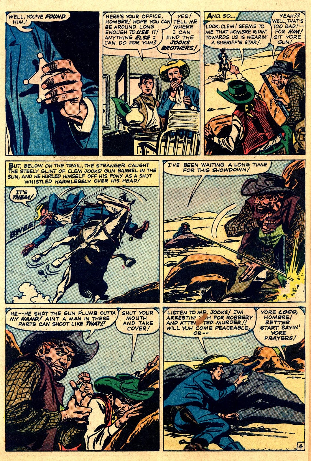 The Rawhide Kid (1955) issue 49 - Page 30